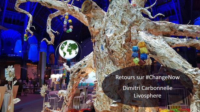 ChangeNow - Innovations, Startups : Économie circulaire Logistique, usage, gestion des déchets, recyclage