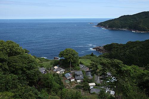 波田須町にある徐福神社