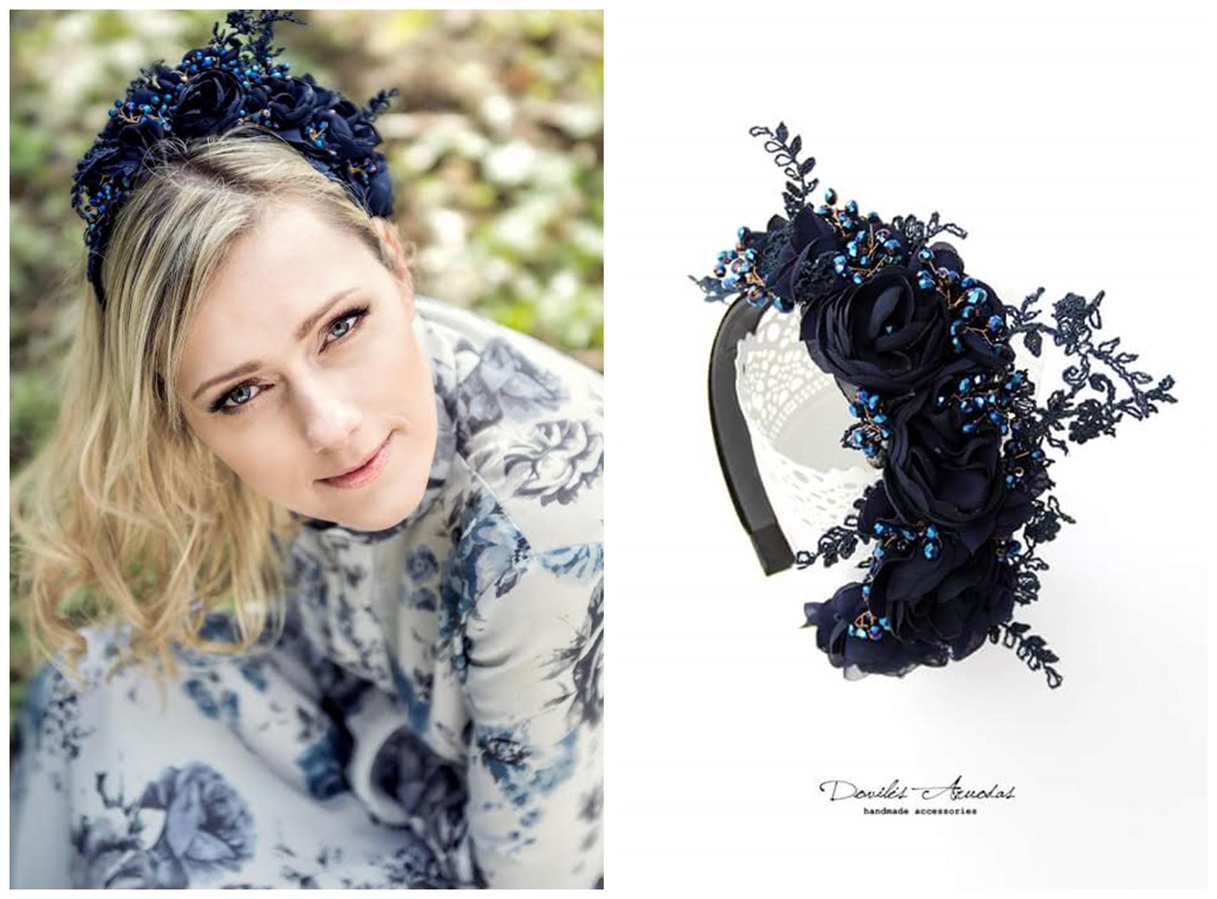 Suknelė: UGRU design Nuotrauka: Rasos laše Modelis: Alina