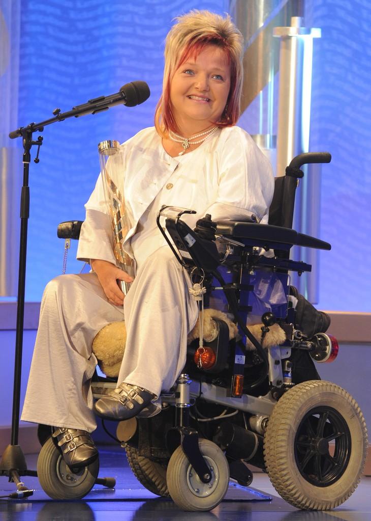 2008 Auszeichnung zur Österreicherin des Jahres