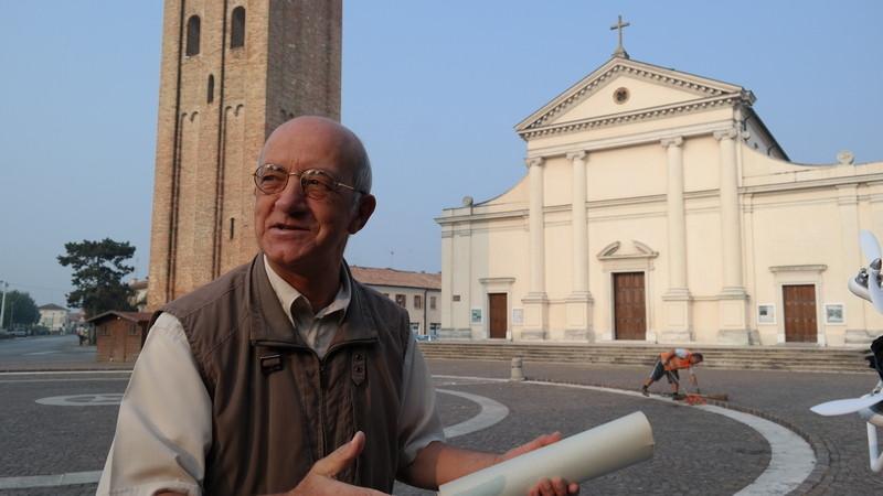 Il Professor Bruno Caon