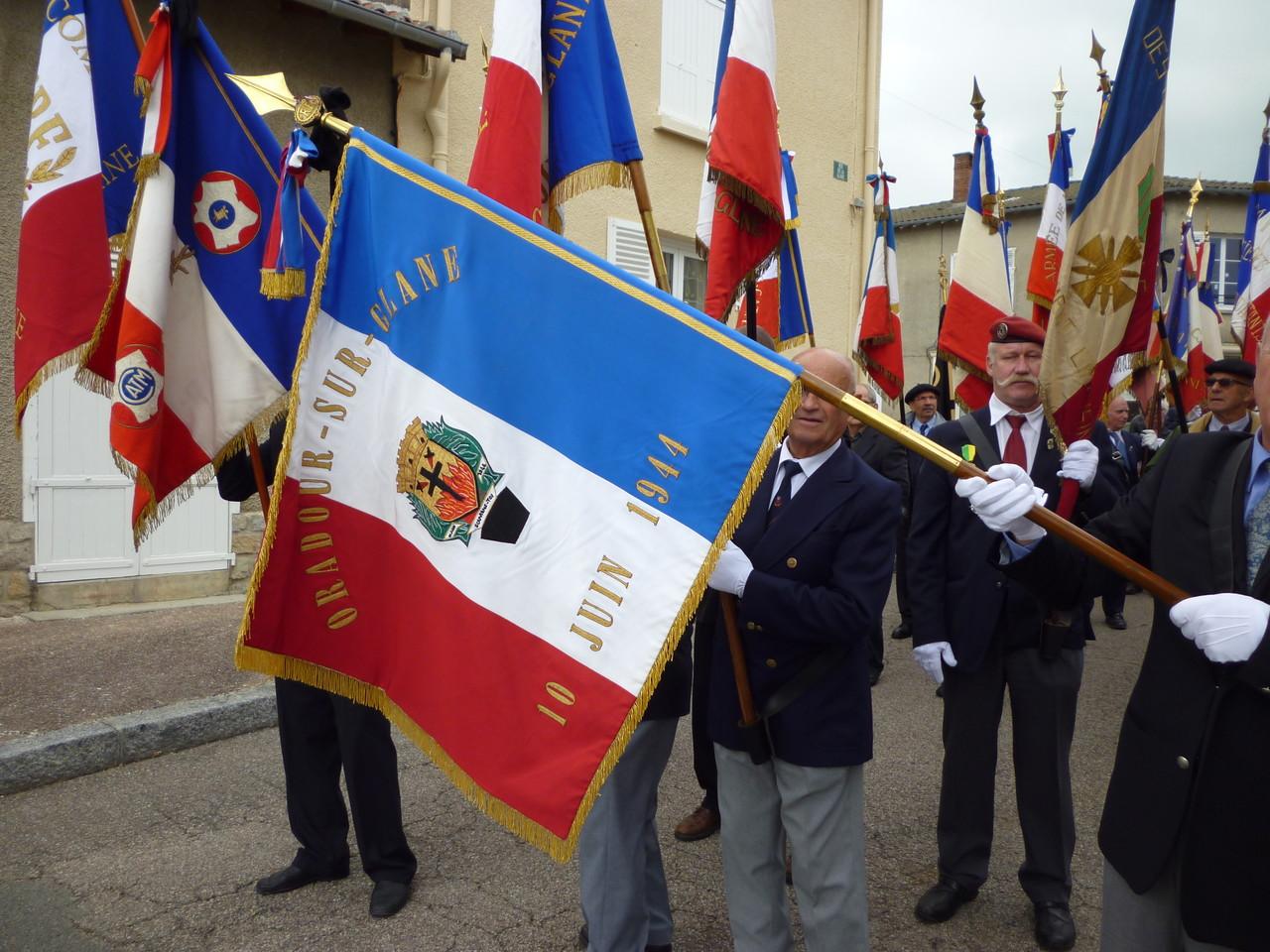Bandiera commemorativa