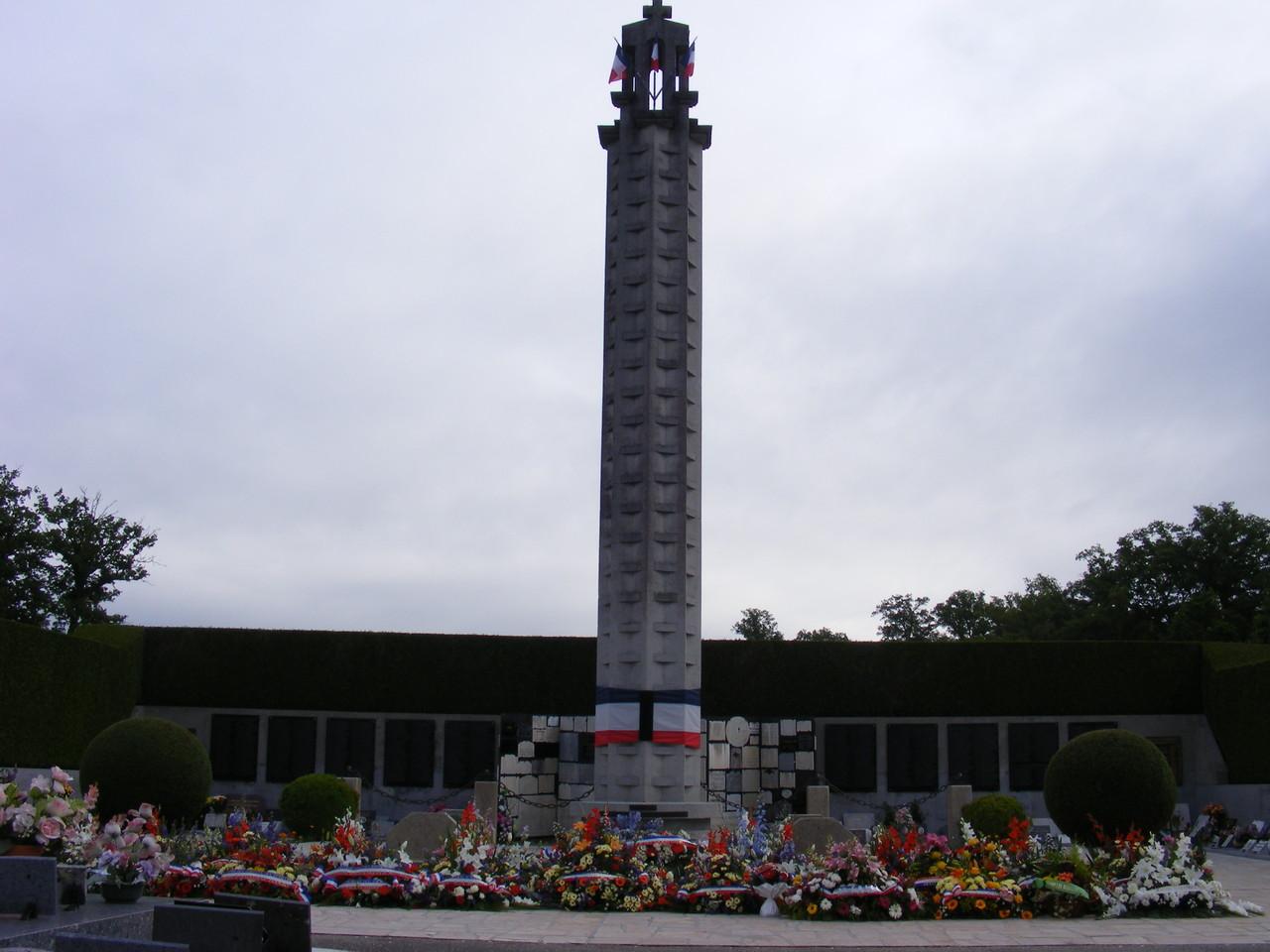 Cimiteo di Oradour-Sur-Glane