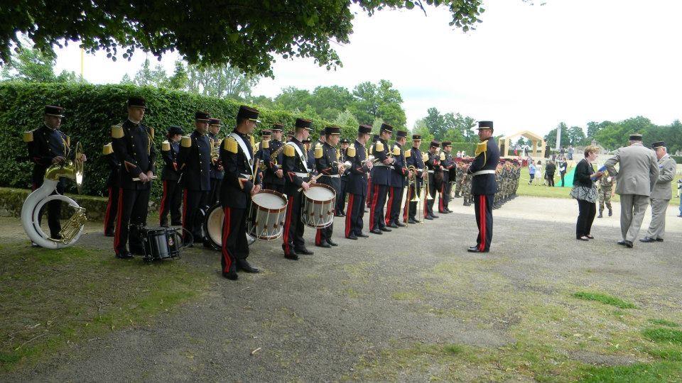 Preparazione della Commemorazione nel Villaggio Martire di Oradour-sur-Glane