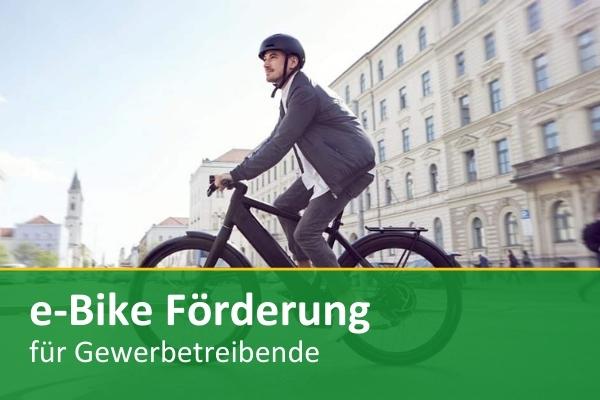 Jetzt e-Bike Förderung in Wien beantragen und Kaufprämie sichern