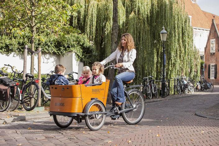 Cargo e-Bikes leihen bei e-motion