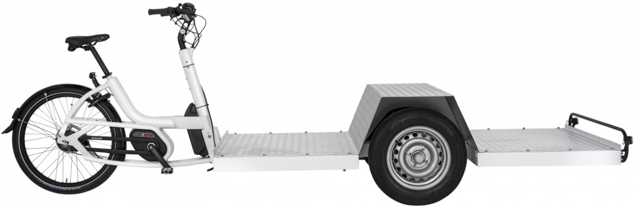 Urban Arrow Tender 2500 Flatbed - 2020