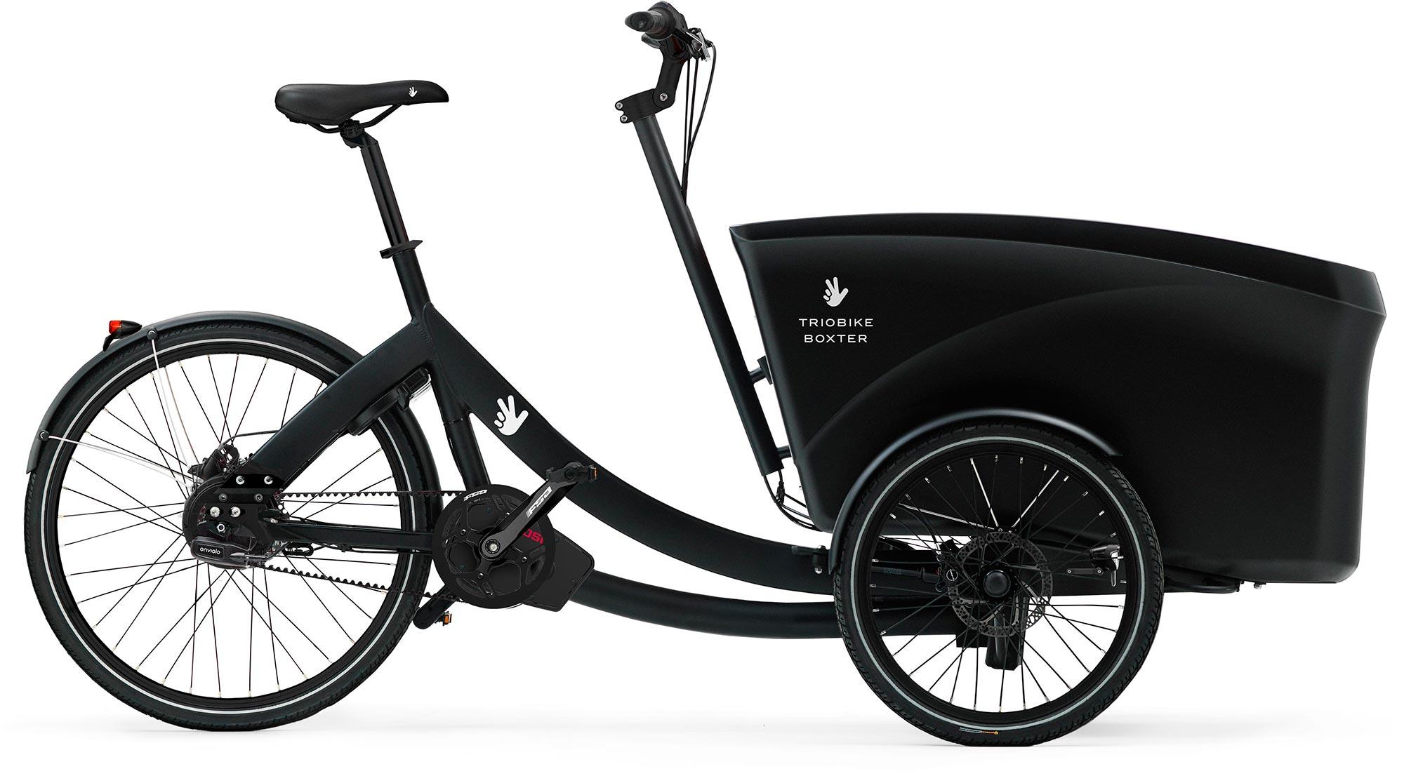 Triobike Boxter E Lasten e-Bike / Cargo e-Bike 2019