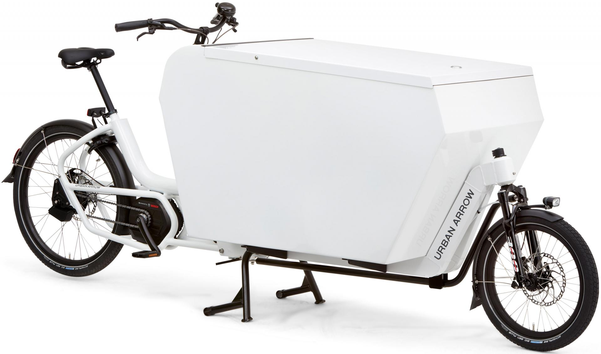 Urban Arrow Cargo Flatbed XL Enviolo Automatic