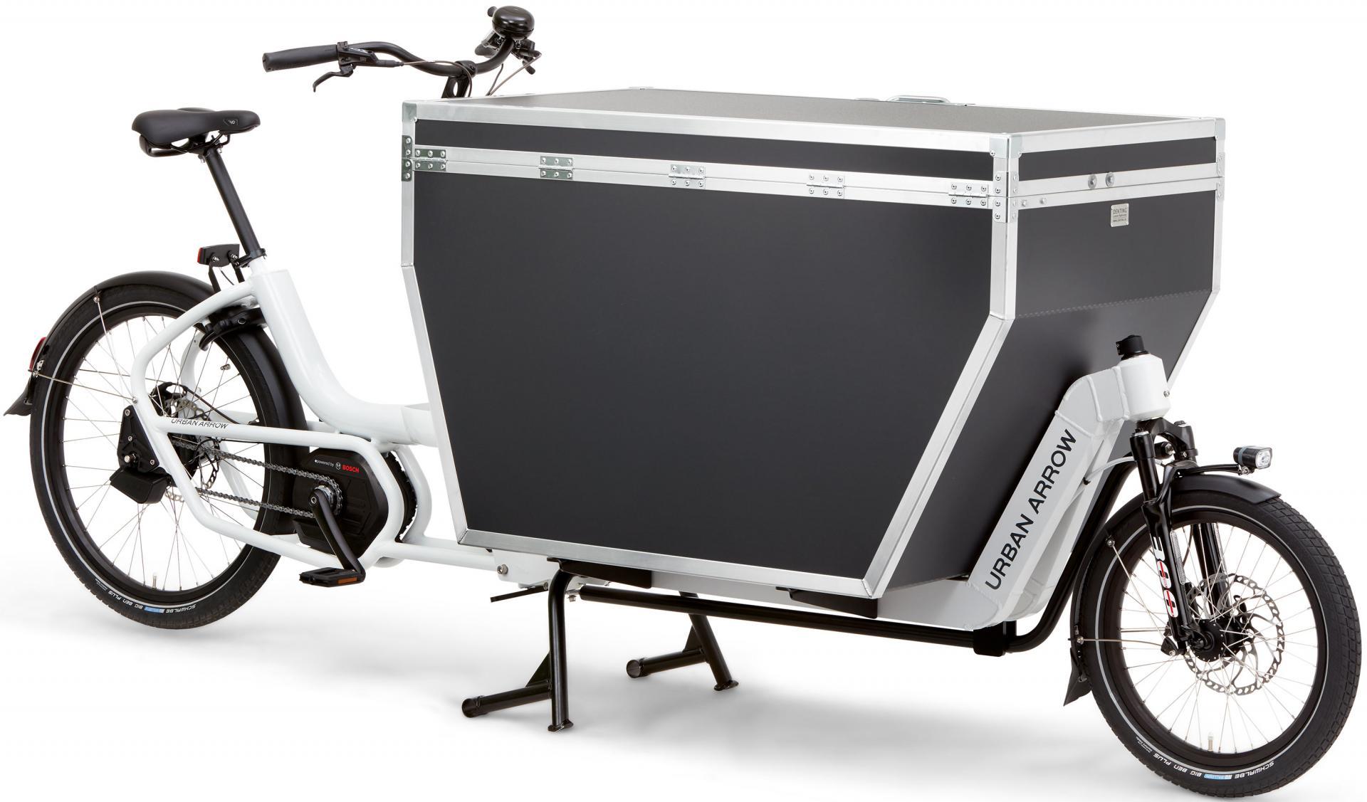 Urban Arrow Cargo Flatbed XL Rohloff - 2021