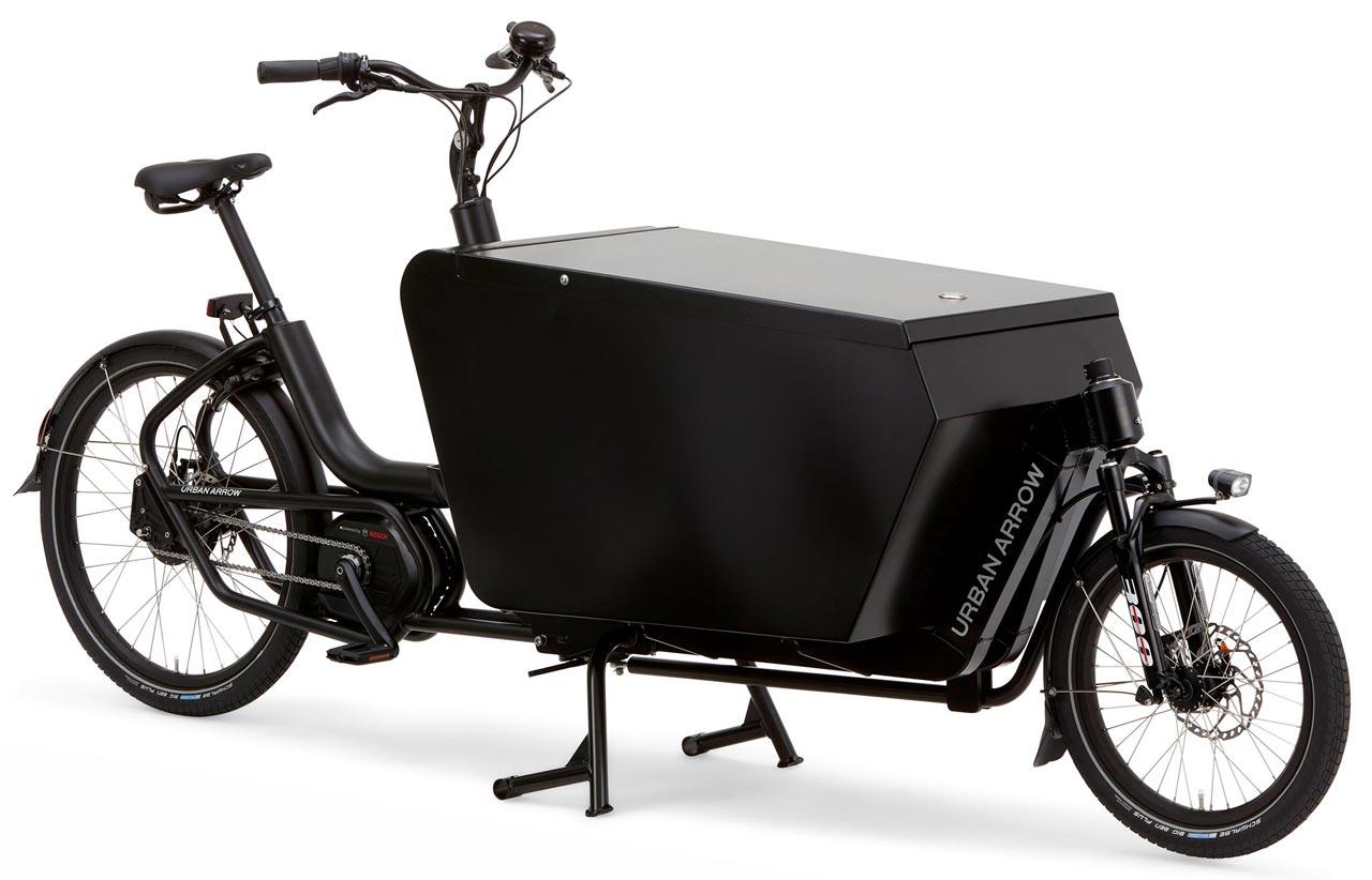 Urban Arrow Cargo Flatbed L Performance