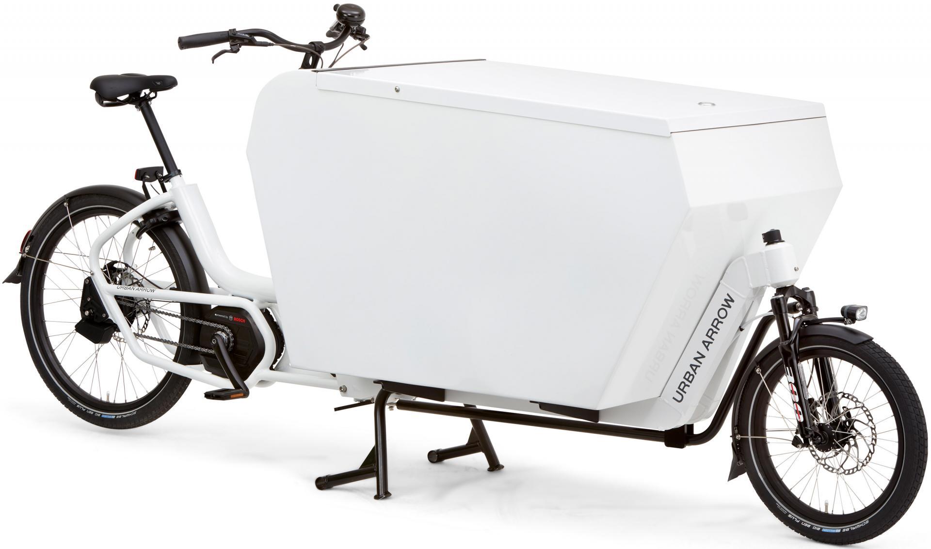 Urban Arrow Cargo Flatbed XL Rohloff