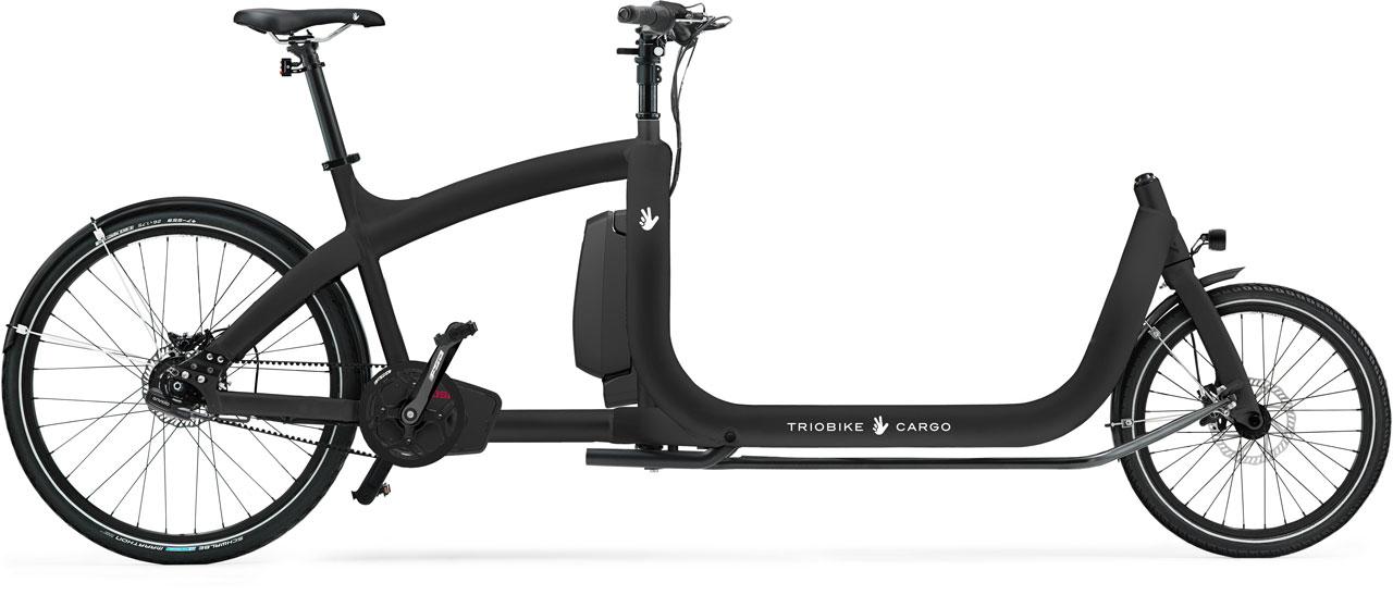Triobike Cargo E enviolo Lasten e-Bike 2021