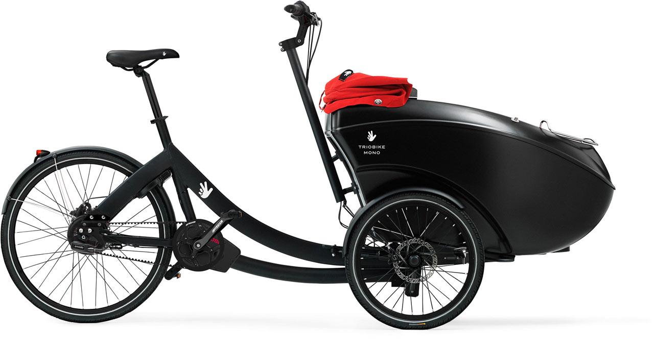 Triobike Mono E Enviolo Lasten e-Bike / Cargo e-Bike 2020