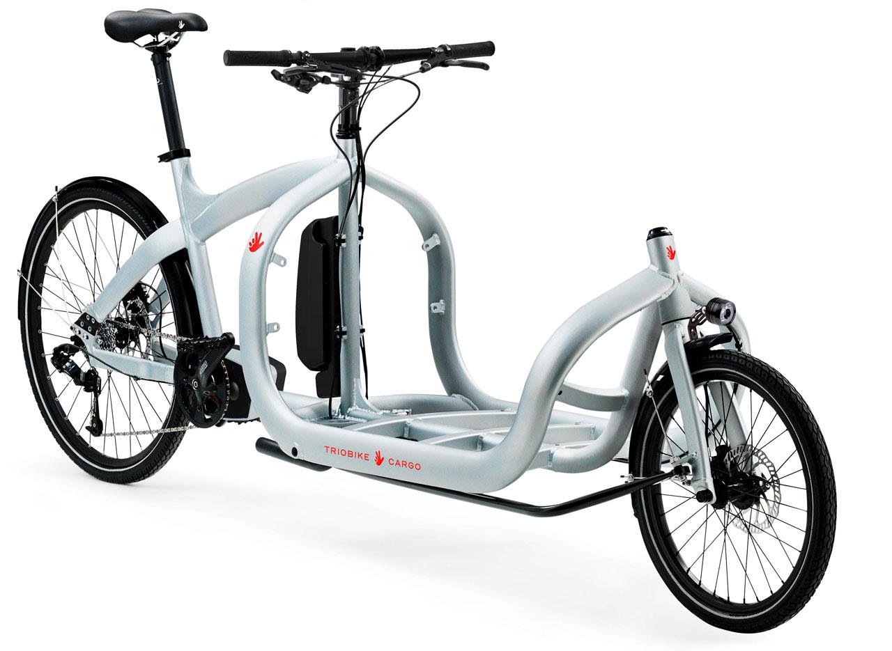Triobike Cargo E Lasten e-Bike 2021