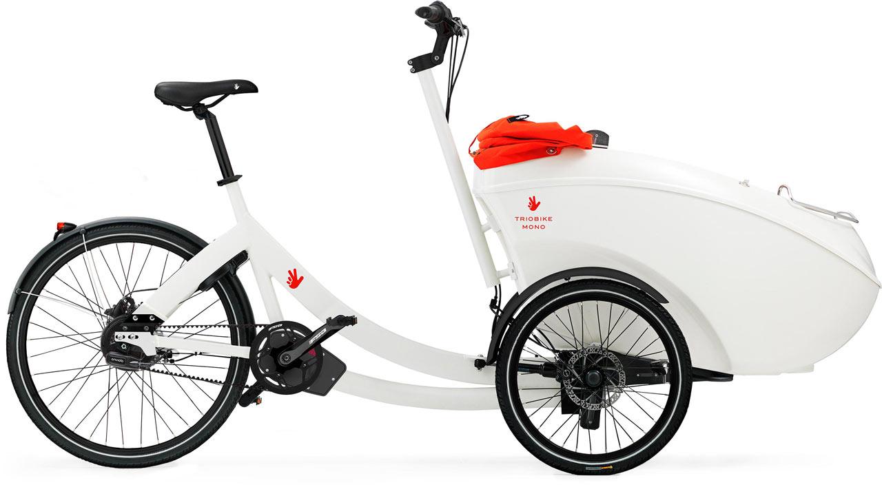 Triobike Mono E Enviolo Lasten e-Bike / Cargo e-Bike 2021