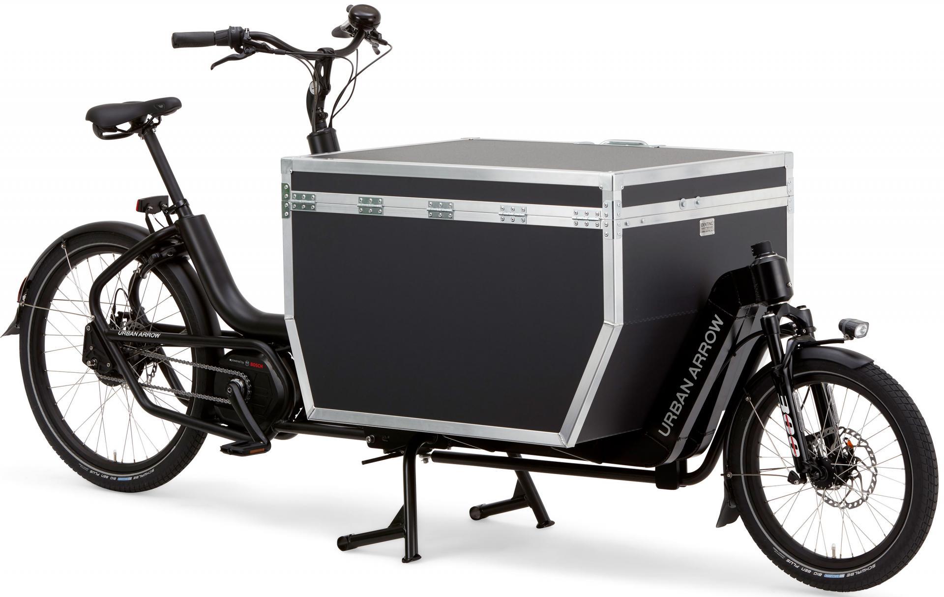 Urban Arrow Cargo Flatbed L Enviolo Automatic