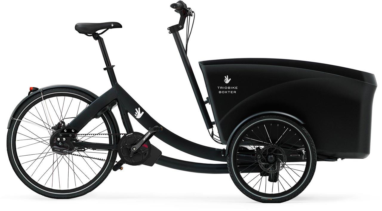 Triobike Boxter E enviolo Lasten e-Bike / Cargo e-Bike 2021