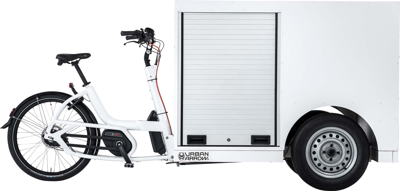 Urban Arrow Tender 1500 Flatbed - 2020