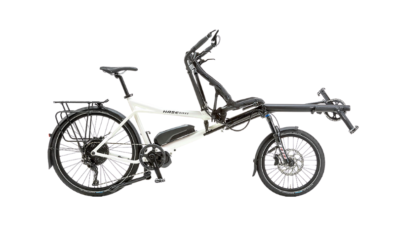 Hercules Cargo Lasten e-Bike / Lastenfahrrad mit Elektromotor 2017