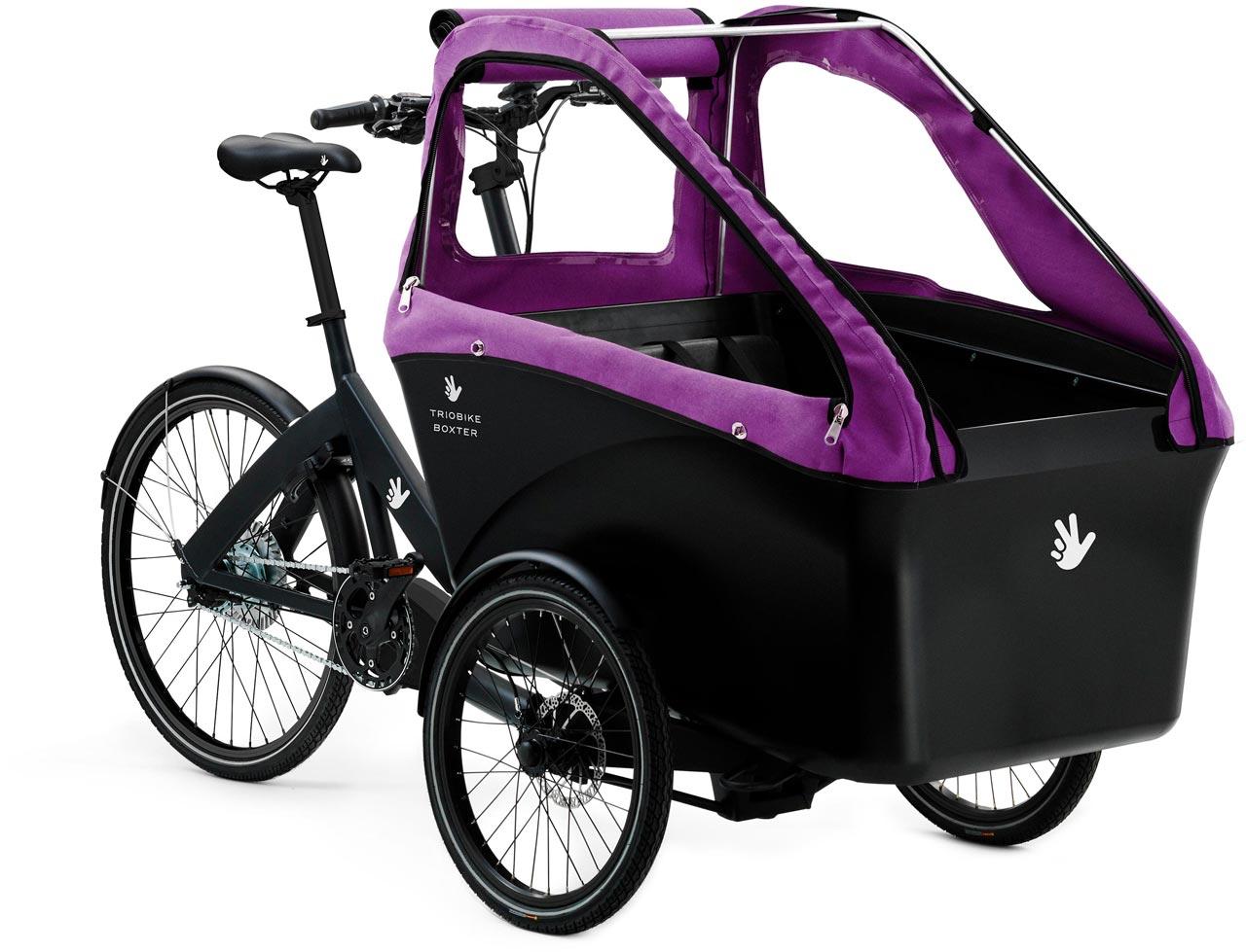 Triobike Boxter E Nexus Lasten e-Bike / Cargo e-Bike 2020