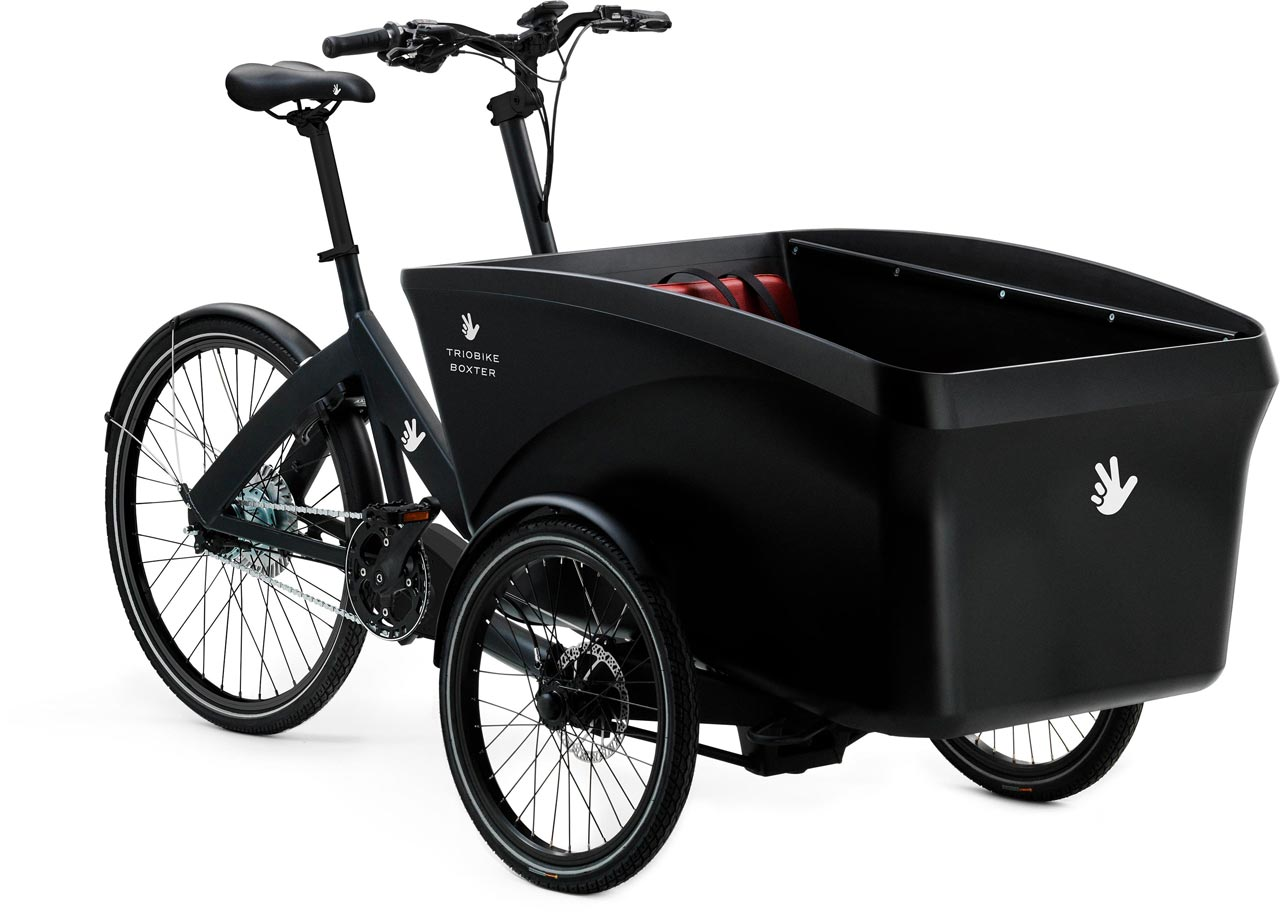 Triobike Boxter E Nexus Lasten e-Bike / Cargo e-Bike 2021