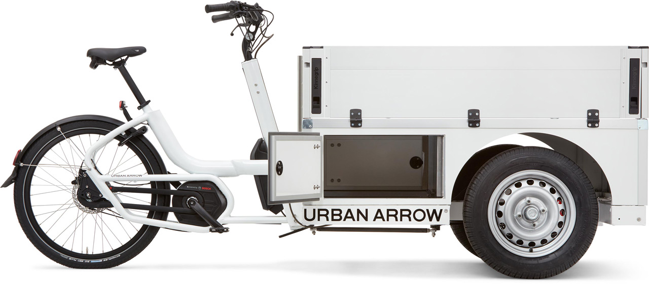 Urban Arrow Tender 1000 Flatbed - 2020