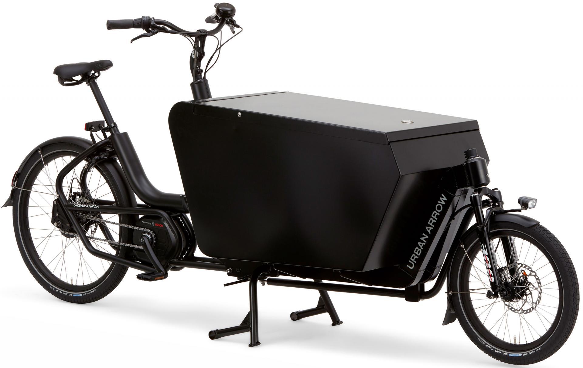 Urban Arrow Cargo Flatbed L Enviolo Automatic - 2021