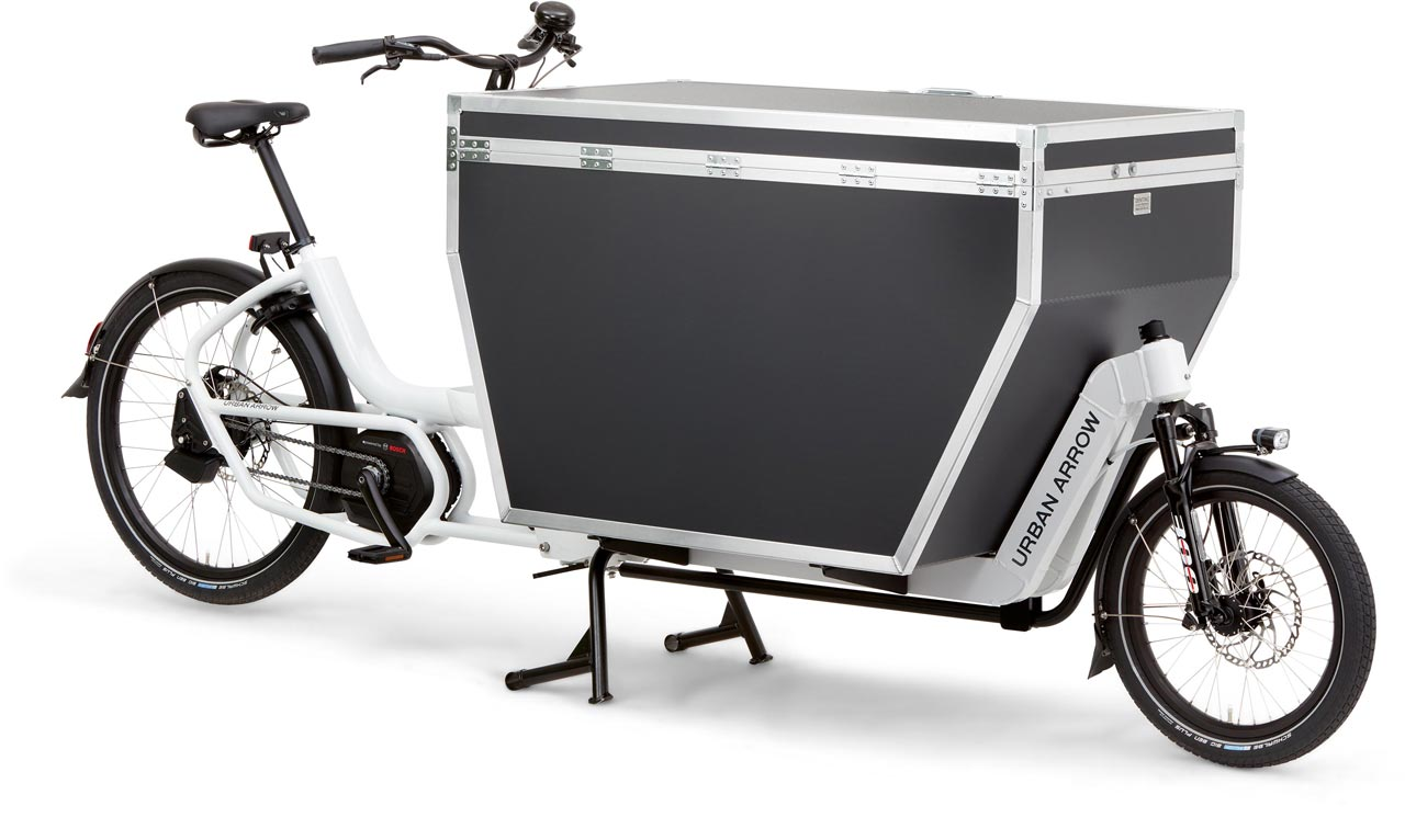 Urban Arrow Cargo Flatbed XL Performance