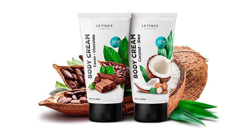 Bodycare Pack - Körpercreme Set von Letique Cosmetics günstig online kaufen