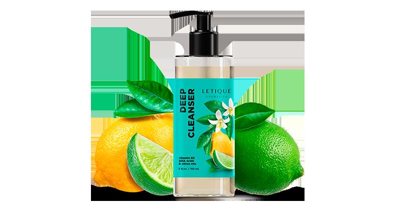 Foam Balance Deep Cleanser - Reinigungsschaum Produkt Letique Cosmetics Online-Shop