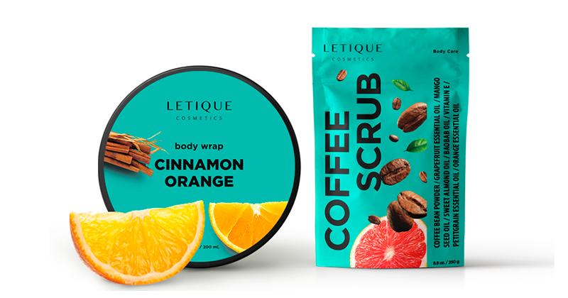 Hot Anti-Cellulite Complex - Rabatte Body Scrub Produkte von Letique Cosmetics - Sets zum Sparpreis online kaufen