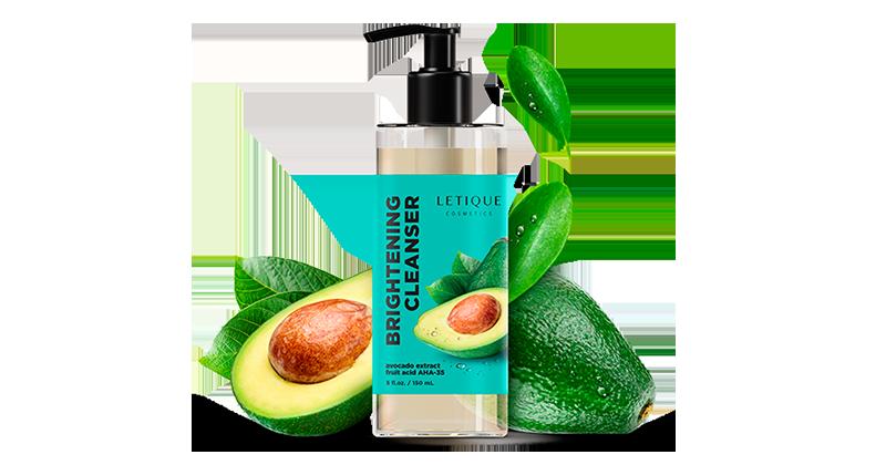 Letique Cosmetics Gesichtspflege Produkte - Reinigungsschaum Foaming Cleanser Avocado online kaufen