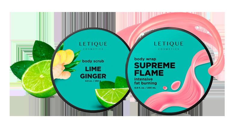 Fat Burning Set - Rabatte und Sales auf Letique Cosmetics Produkte in Deutschland