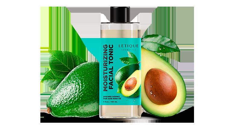 Letique Cosmetics Gesichtspflege Produkte - Gesichtswasser Moisturizing Facial Tonic online kaufen