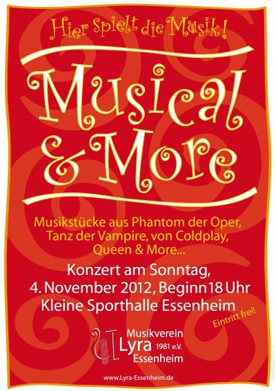 Musicals and More 2012