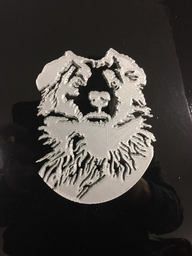 Emblem Hund