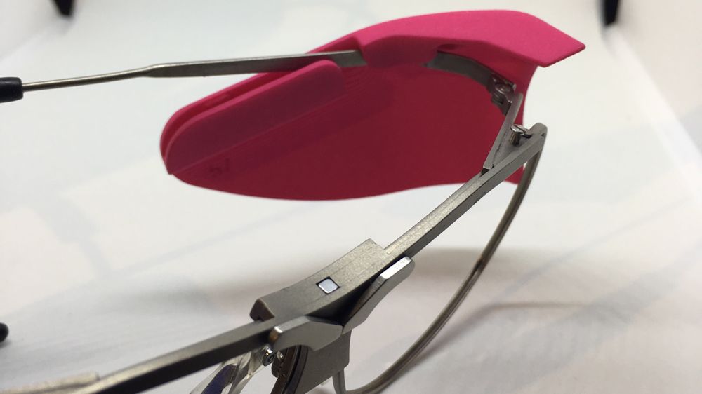 Müller Manching Dynamik Schießbrille Seitenblenden/ Seitenschützer