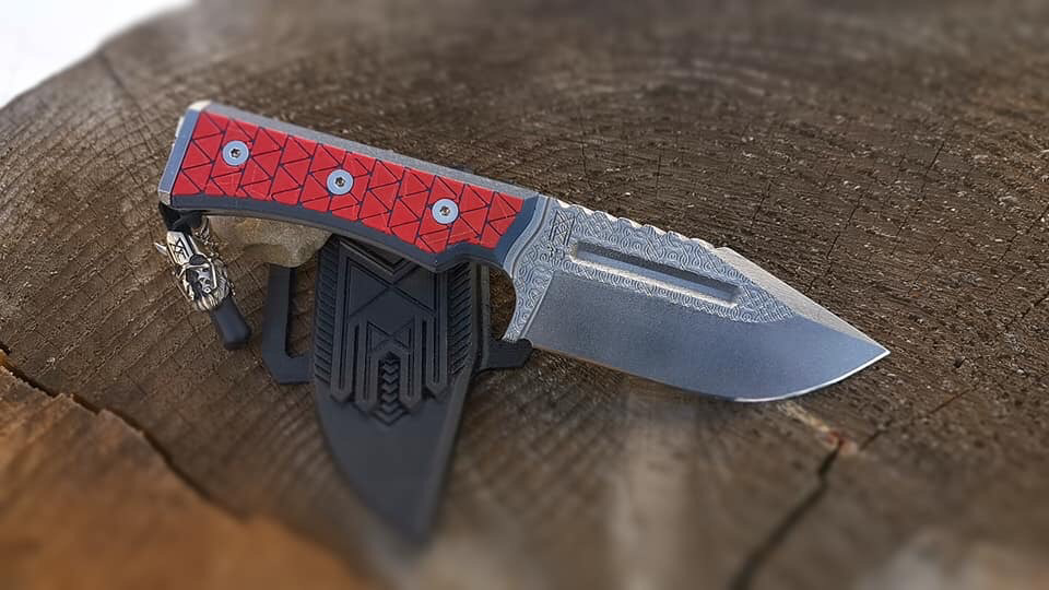 Midgards Messer MM 3D