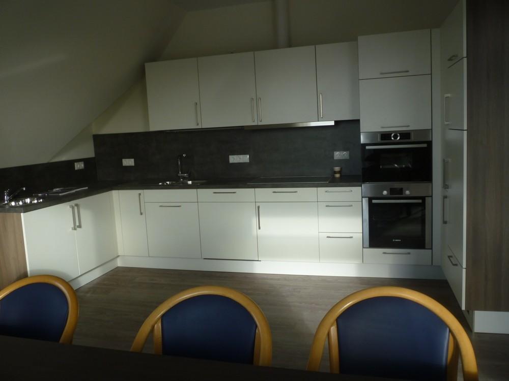 Küche-Gemeinschaftsraum DG Demenz-WG