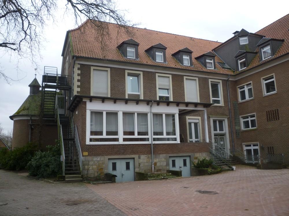 Herrenhaus - Westseite