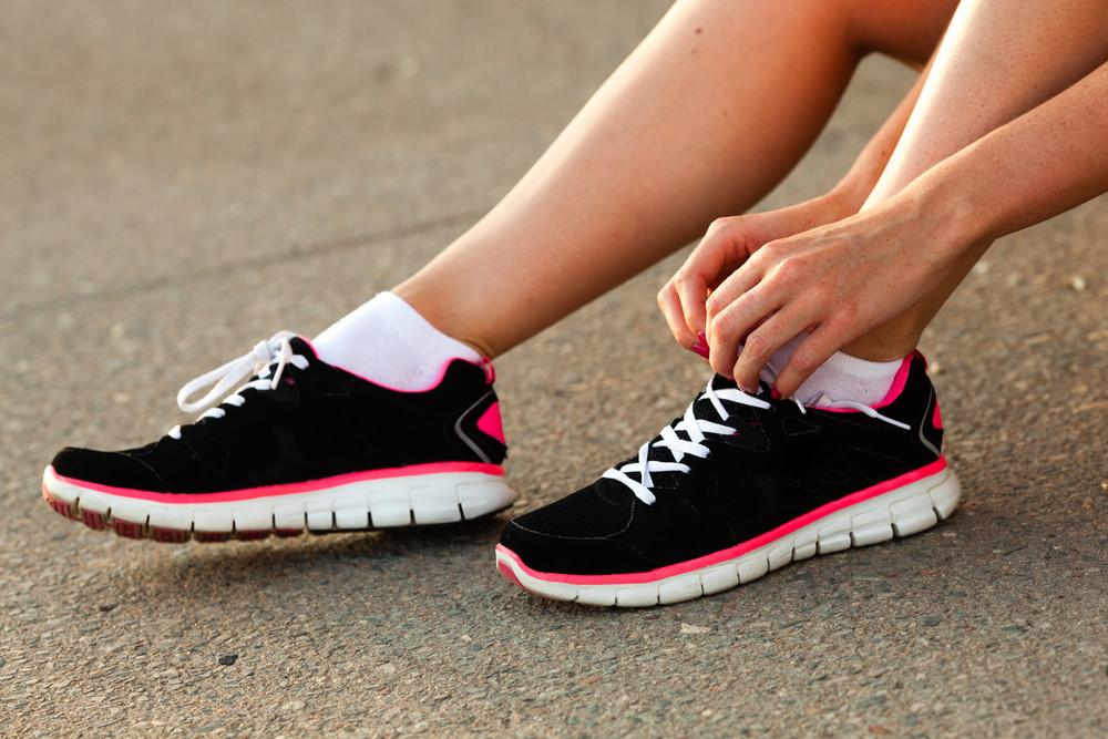 Bild: Damen Sneaker Socken, Strumpf-Klaus