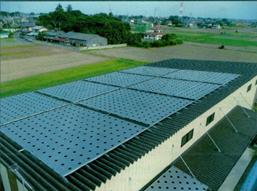 金属折板屋根用遮熱シート「冷えルーフ」
