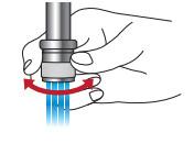 BUBBLE90 水圧調整図