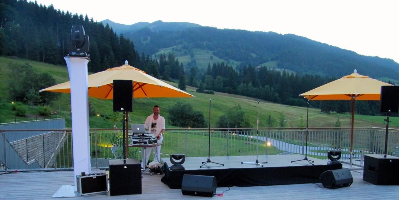 "Großevent - FTI im Hotel ""Das Tirol"""