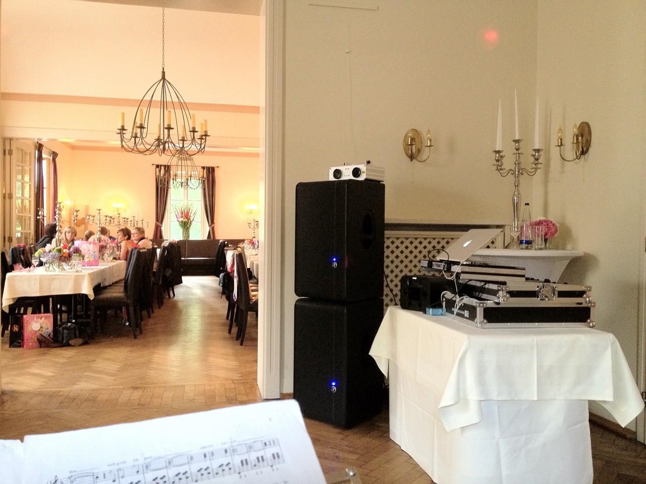 Privates Event - Villa Starnberg