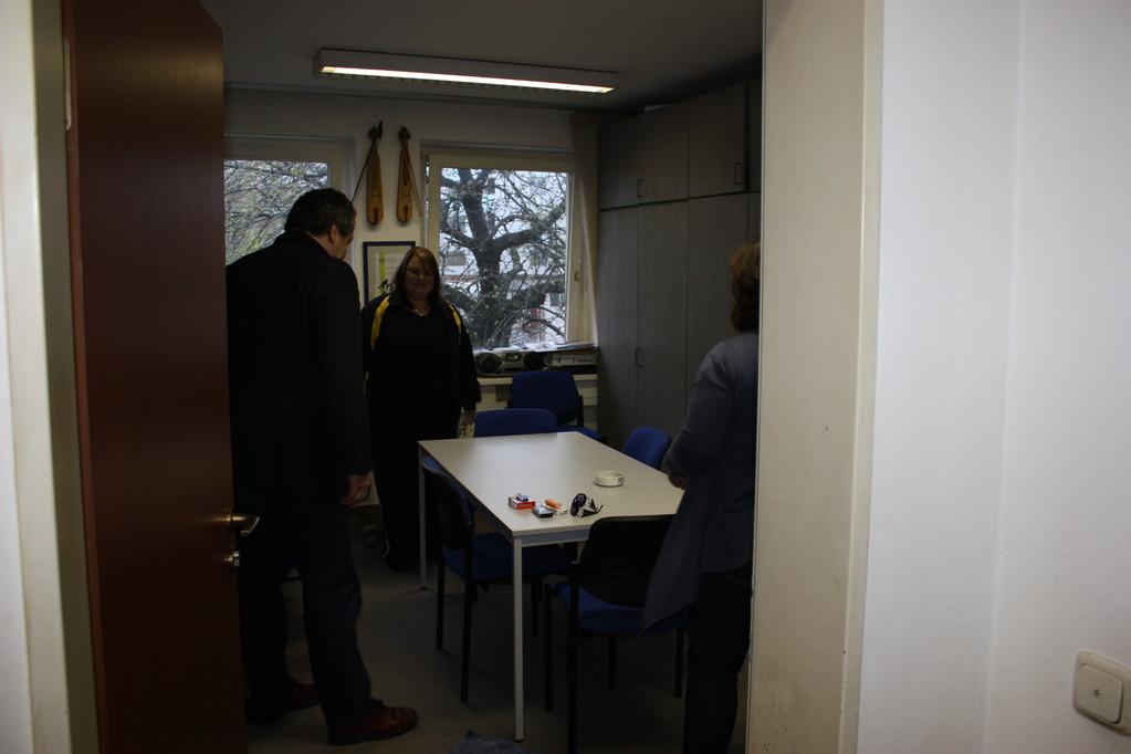 Στα γραφεία του Ποντιακού Συλλόγου στο Μόναχο
