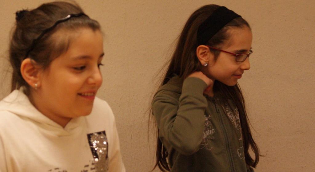 Το Μαράκι και η Στέλλα μας, τα καινούργια μας ταλέντα