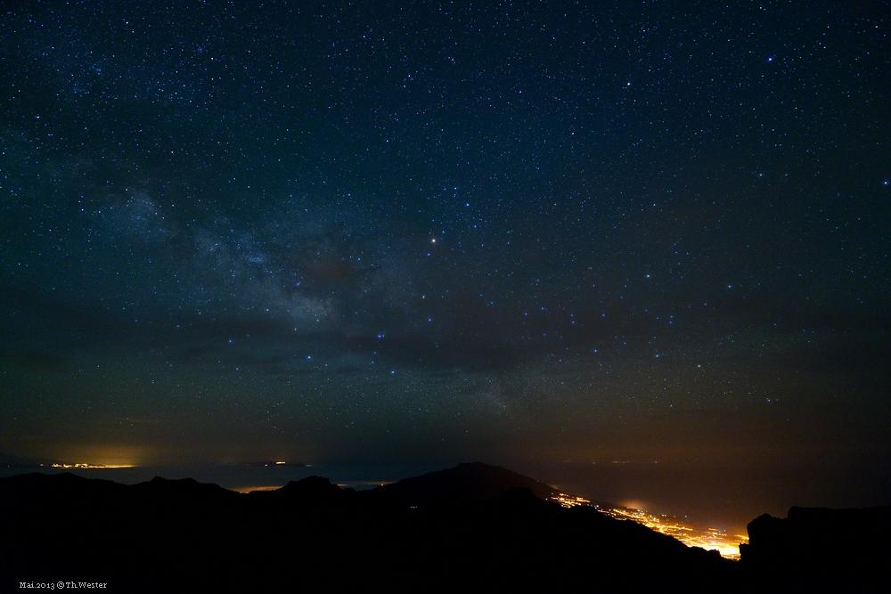 La Palma, Nachaufnahme vom Roque (B15)