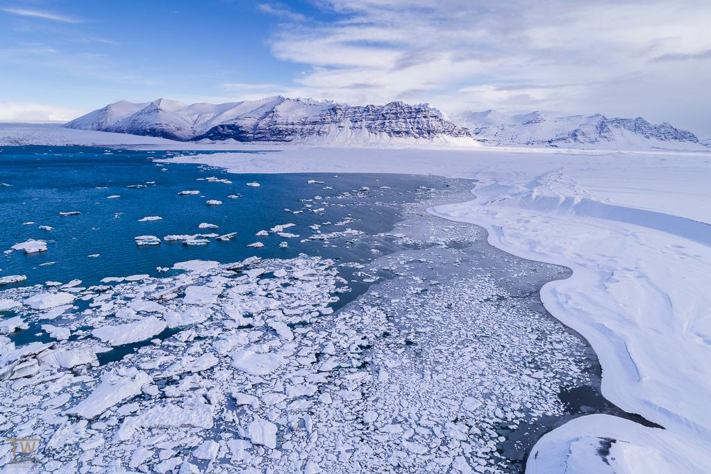 """Jökulsarlon Gletscherlagune"" (B940)"